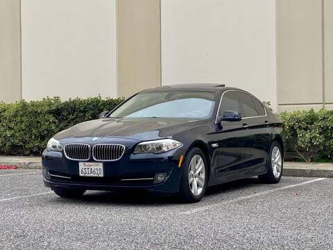 2011 BMW 5 Series for sale at Carfornia in San Jose CA