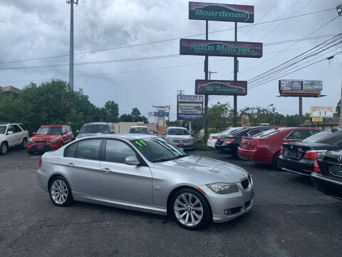 2011 BMW 3 Series for sale at Boardman Auto Mall in Boardman OH