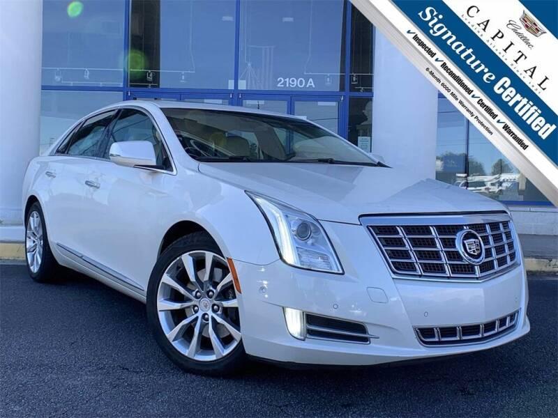 2015 Cadillac XTS for sale at Capital Cadillac of Atlanta in Smyrna GA
