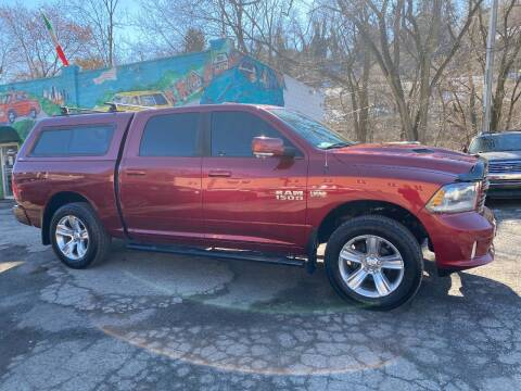 2014 RAM Ram Pickup 1500 for sale at Showcase Motors in Pittsburgh PA