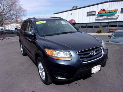 2010 Hyundai Santa Fe for sale at Dorman's Auto Center inc. in Pawtucket RI