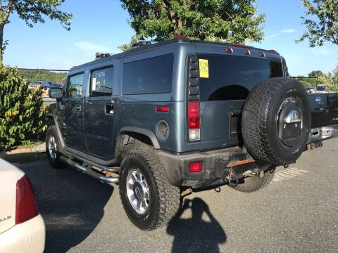 2005 HUMMER H2 for sale at XCELERATION AUTO SALES in Chester VA