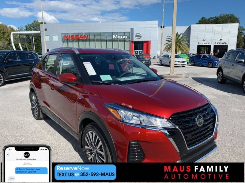2021 Nissan Kicks for sale in New Port Richey, FL