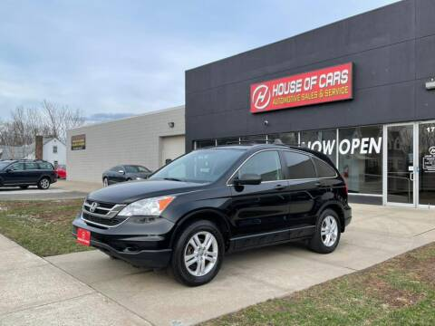 2011 Honda CR-V for sale at HOUSE OF CARS CT in Meriden CT