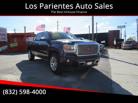 2014 GMC Sierra 1500 for sale at Los Parientes Auto Sales in Houston TX