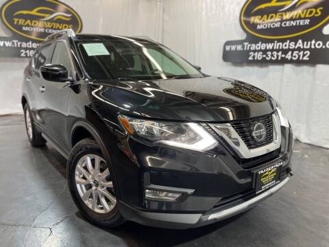 2018 Nissan Rogue for sale at TRADEWINDS MOTOR CENTER LLC in Cleveland OH