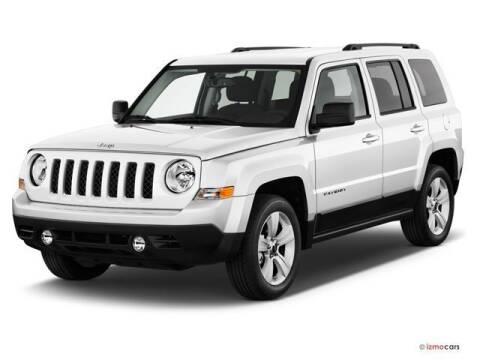 2013 Jeep Patriot for sale at Vantage Motors LLC in Raytown MO