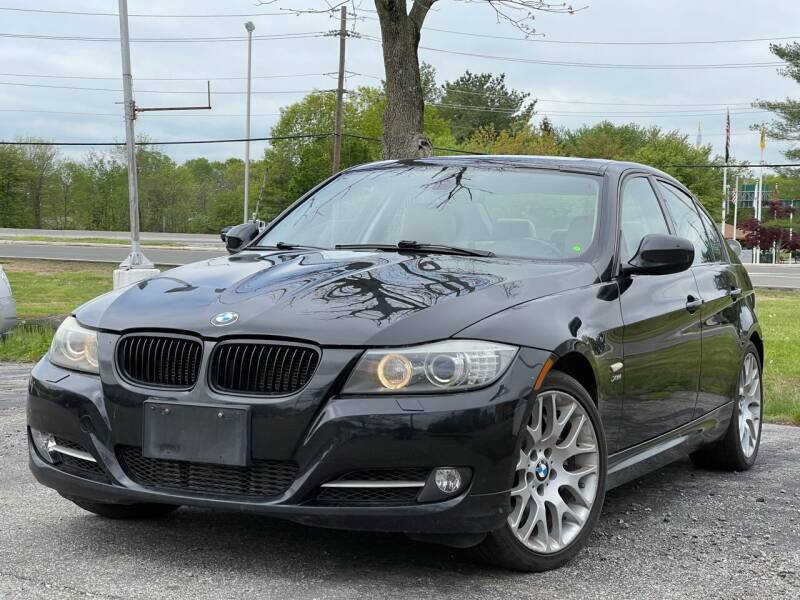 2011 BMW 3 Series for sale at MAGIC AUTO SALES in Little Ferry NJ