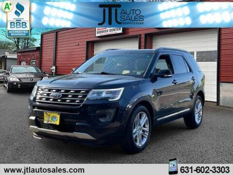 2017 Ford Explorer for sale at JTL Auto Inc in Selden NY