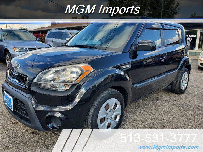 2013 Kia Soul for sale at MGM Imports in Cincannati OH