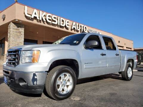 2012 GMC Sierra 1500 for sale at Lakeside Auto Brokers in Colorado Springs CO