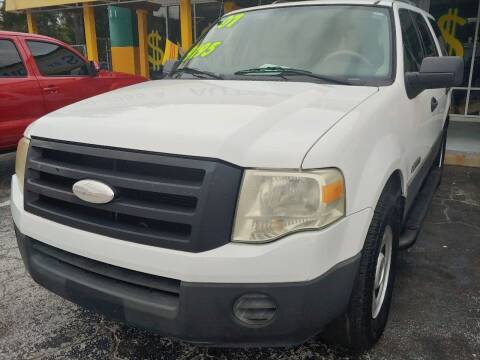 2007 Ford Expedition for sale at Autos by Tom in Largo FL