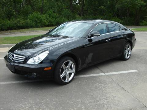 2008 Mercedes-Benz CLS for sale at ACH AutoHaus in Dallas TX