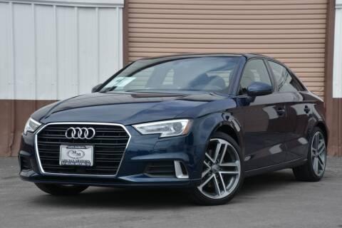 2017 Audi A3 for sale at Milpas Motors in Santa Barbara CA