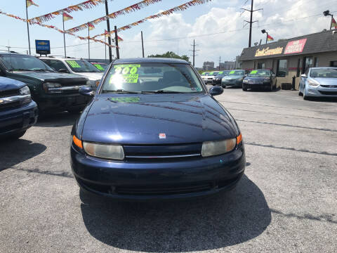 2001 Saturn L-Series for sale at Credit Connection Auto Sales Inc. HARRISBURG in Harrisburg PA
