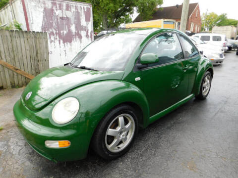 1999 Volkswagen New Beetle for sale at WOOD MOTOR COMPANY in Madison TN