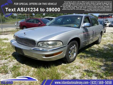 2003 Buick Park Avenue for sale at Island Auto Sales in East Patchogue NY