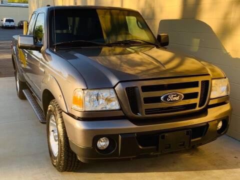 2010 Ford Ranger for sale at Auto Zoom 916 Rancho Cordova in Rancho Cordova CA