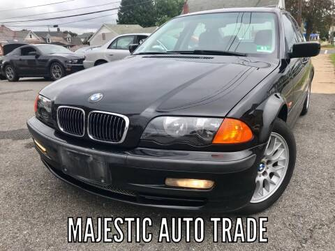 2000 BMW 3 Series for sale at Majestic Auto Trade in Easton PA