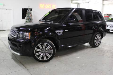 2013 Land Rover Range Rover Sport for sale at R n B Cars Inc. in Denver CO