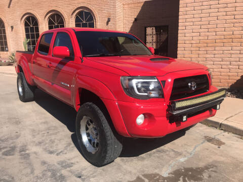 2008 Toyota Tacoma for sale at Freedom  Automotive in Sierra Vista AZ