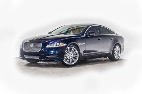 2012 Jaguar XJ for sale at CarXoom in Marietta GA