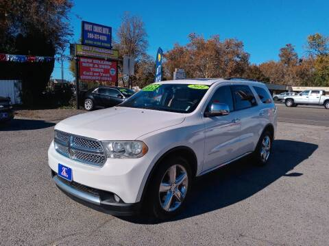 2011 Dodge Durango for sale at Right Choice Auto in Boise ID