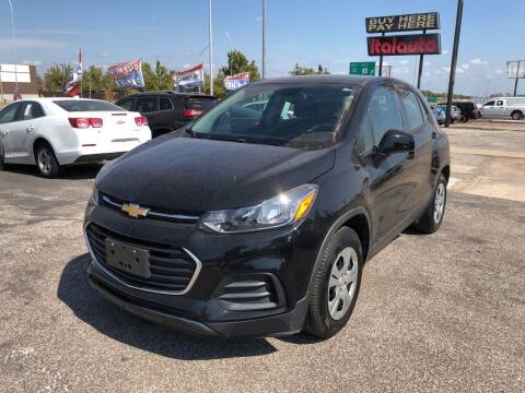 2017 Chevrolet Trax for sale at Ital Auto in Oklahoma City OK