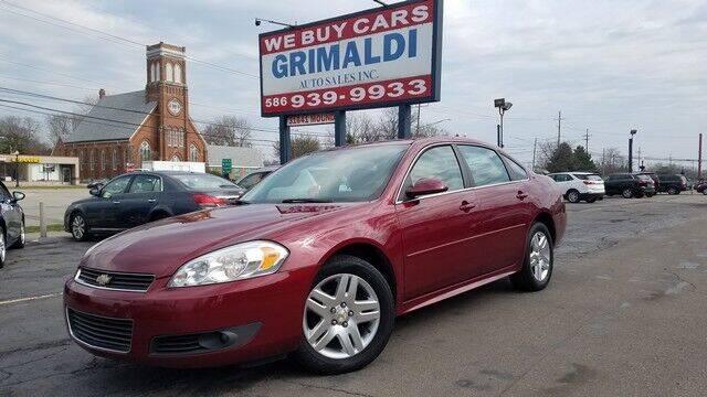 2011 Chevrolet Impala for sale at Grimaldi Auto Sales Inc in Warren MI