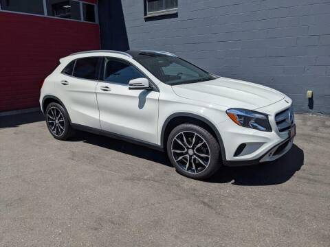 2017 Mercedes-Benz GLA for sale at Paramount Motors NW in Seattle WA