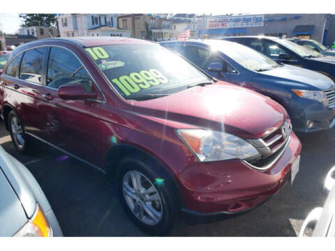 2010 Honda CR-V for sale at M & R Auto Sales INC. in North Plainfield NJ