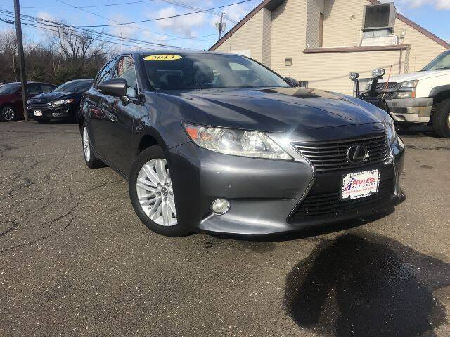 2013 Lexus ES 350 for sale at PAYLESS CAR SALES of South Amboy in South Amboy NJ