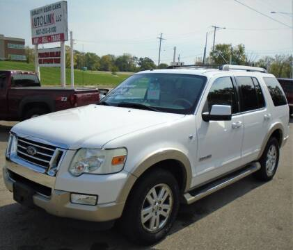 2007 Ford Explorer for sale at AutoLink LLC in Dayton OH