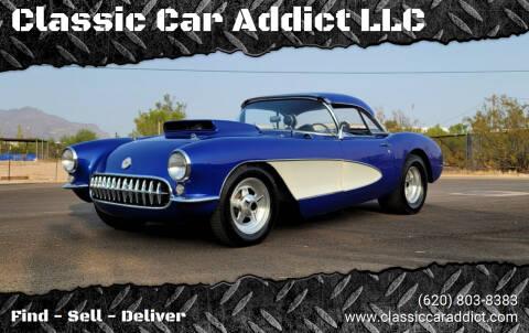 1956 Chevrolet Corvette for sale at Classic Car Addict in Mesa AZ