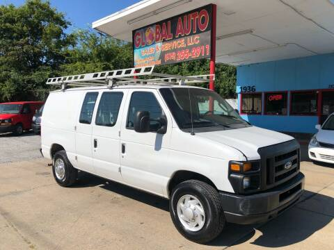 2009 Ford E-Series Cargo for sale at Global Auto Sales and Service in Nashville TN