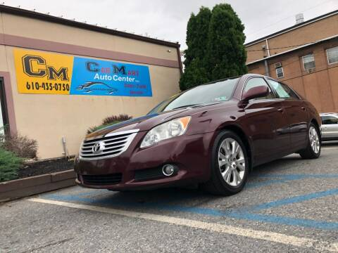 2009 Toyota Avalon for sale at Car Mart Auto Center II, LLC in Allentown PA