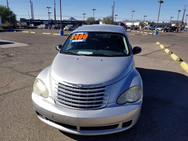 2007 Chrysler PT Cruiser for sale at CAMEL MOTORS in Tucson AZ