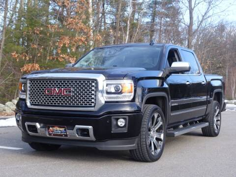 2015 GMC Sierra 1500 for sale at Auto Mart in Derry NH