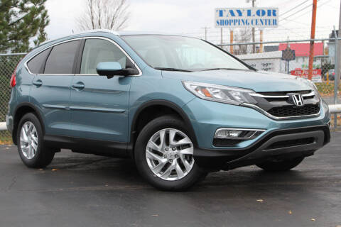 2015 Honda CR-V for sale at Dan Paroby Auto Sales in Scranton PA