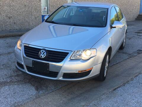 2008 Volkswagen Passat for sale at TETCO AUTO SALES  / TETCO FUNDING in Dallas TX