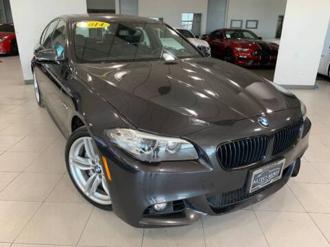 2014 BMW 5 Series for sale at Auto Mall of Springfield in Springfield IL
