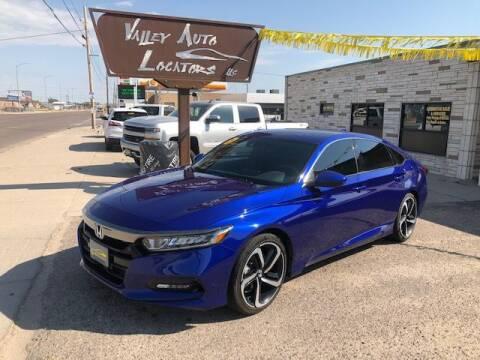 2019 Honda Accord for sale at Valley Auto Locators in Gering NE
