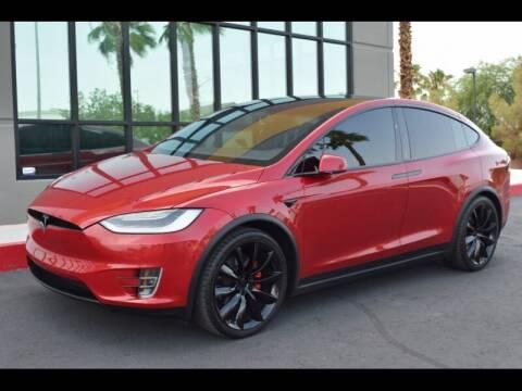 2018 Tesla Model X for sale at REVEURO in Las Vegas NV