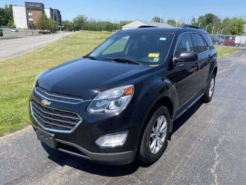2017 Chevrolet Equinox for sale at Cappellino Cadillac in Williamsville NY