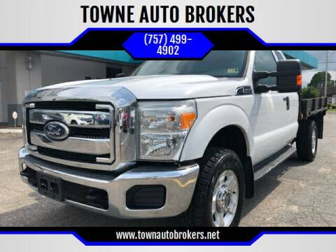2011 Ford F-350 Super Duty for sale at TOWNE AUTO BROKERS in Virginia Beach VA