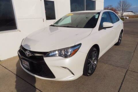 2017 Toyota Camry for sale at HILAND TOYOTA in Moline IL