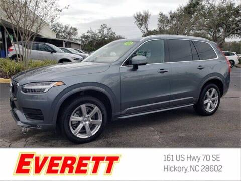 2020 Volvo XC90 for sale at Everett Chevrolet Buick GMC in Hickory NC