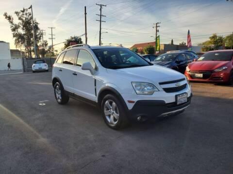 2012 Chevrolet Captiva Sport for sale at Silver Star Auto in San Bernardino CA