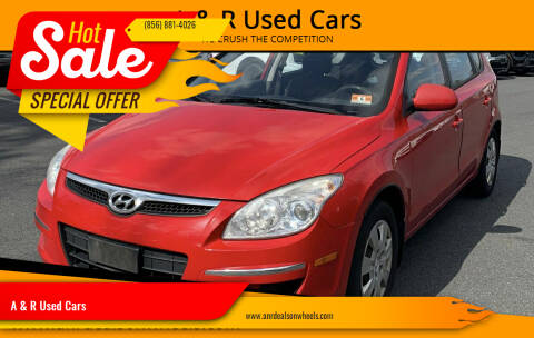 2011 Hyundai Elantra Touring for sale at A & R Used Cars in Clayton NJ