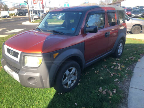 2004 Honda Element for sale at Prospect Auto Mart in Peoria IL